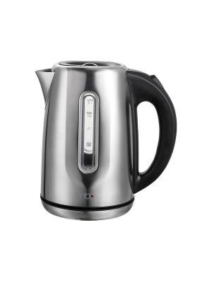 Чайник Sinbo SK 7309 серебристый 1.7л. 2000Вт. Цвет: серебристый
