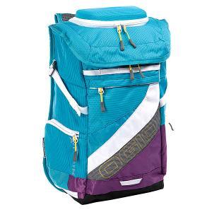 Рюкзак городской  X-train Pack Purple Teal Ogio. Цвет: голубой,фиолетовый