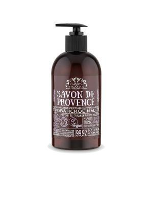 Мыло Прованское Savon de Provence 500 мл PLANETA ORGANICA. Цвет: черный