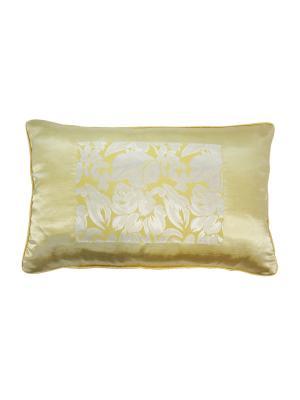 Подушка Шато Голд T&I. Цвет: золотистый