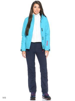 Куртка Icepeak. Цвет: светло-голубой