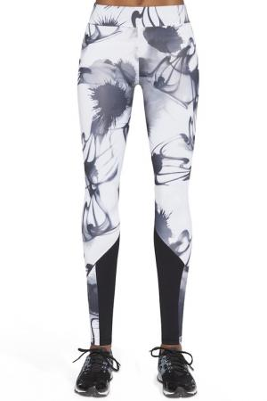 Leggings BAS BLEU. Цвет: multicolor