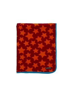 Одеяло двусторонее Villervalla. Цвет: оранжевый