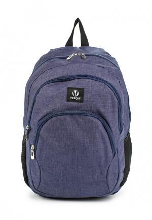 Рюкзак Veegul. Цвет: синий