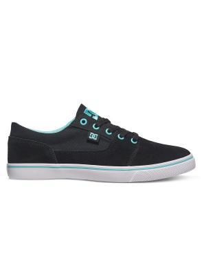 Кеды TONIK W J SHOE CE1 DC Shoes. Цвет: черный, голубой