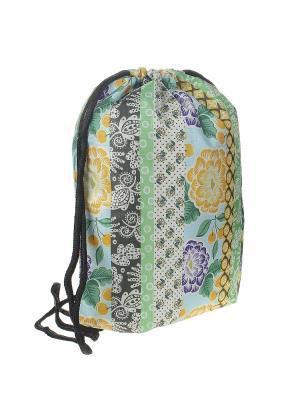 Рюкзак женский Migura. Цвет: желтый, зеленый, бирюзовый, голубой