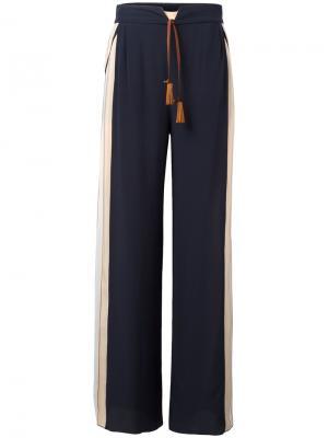 Dariahose trousers Antonia Zander. Цвет: синий