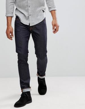 Nudie Jeans Темно-синие джинсы скинни Co. Цвет: темно-синий