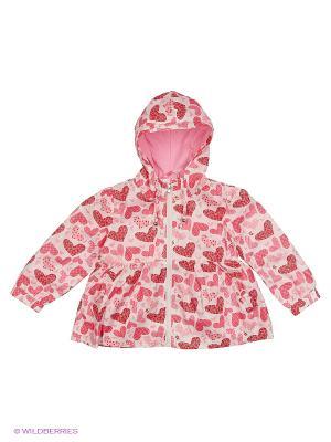 Куртка-ветровка Born. Цвет: розовый