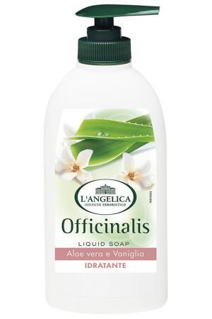 Жидкое мыло увлажняющее LANGELICA L'ANGELICA. Цвет: none