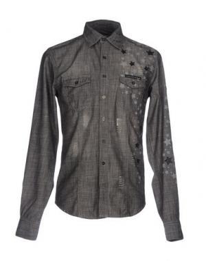Джинсовая рубашка PHILIPP PLEIN 42583874KB