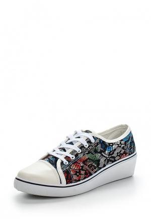 Кеды Max Shoes. Цвет: разноцветный