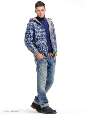 Куртка Bomboogie. Цвет: светло-серый