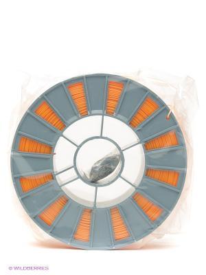 Пластик-abs sem 1.75 мм 940 гр.. Цвет: оранжевый