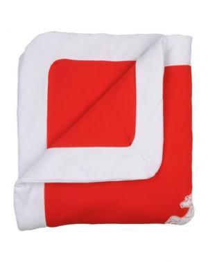 Одеяльце для младенцев FERRARI. Цвет: красный