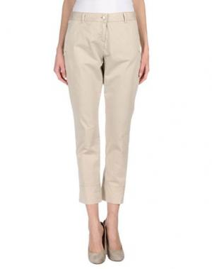 Повседневные брюки NORTH SAILS. Цвет: светло-серый