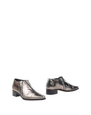Ботинки HEIMSTONE. Цвет: бронзовый