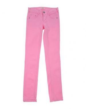 Повседневные брюки CIMARRON. Цвет: розовый