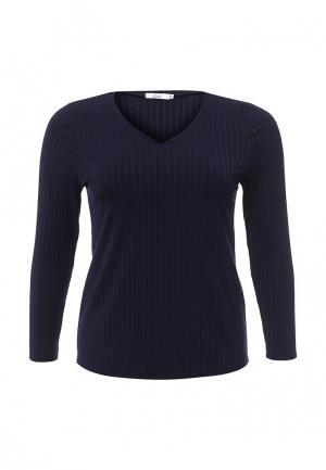 Пуловер Lina. Цвет: синий