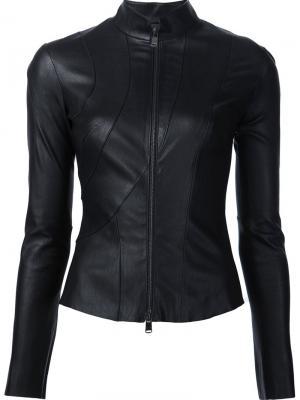 Куртка Anya Jitrois. Цвет: чёрный