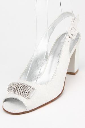 Туфли Mafra. Цвет: белый