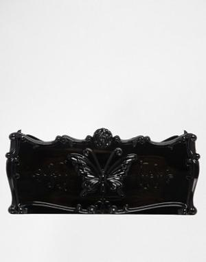 Anna Sui Beauty Tray. Цвет: бесцветный