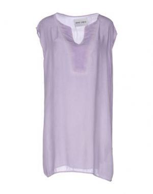 Блузка BRAND UNIQUE. Цвет: сиреневый