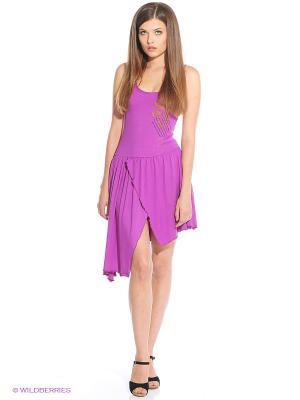 Платье Sport Vision. Цвет: сиреневый