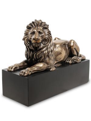 Статуэтка Лев Veronese. Цвет: бронзовый