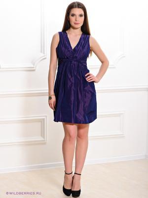 Платье Eva Franco. Цвет: индиго
