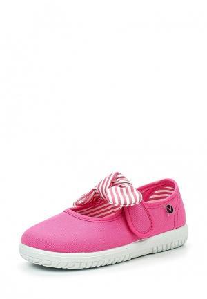 Туфли Victoria. Цвет: розовый