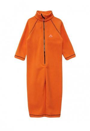 Комбинезон ЛисФлис. Цвет: оранжевый