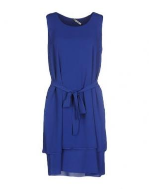 Короткое платье FLY GIRL. Цвет: синий