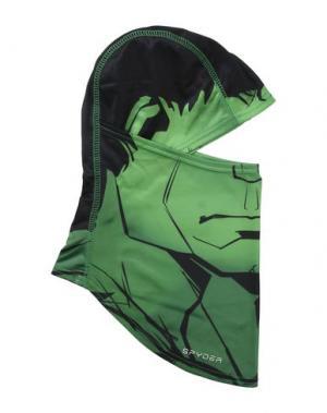 Головной убор SPYDER. Цвет: зеленый