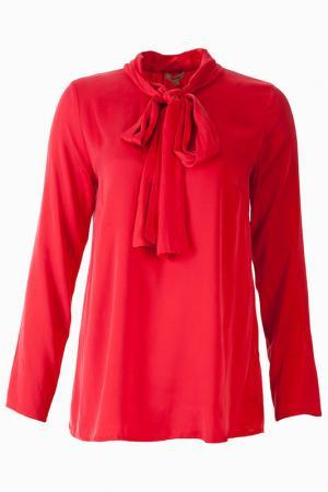 Блуза P.A.R.O.S.H.. Цвет: красный