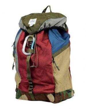 Рюкзаки и сумки на пояс EPPERSON MOUNTAINEERING. Цвет: хаки