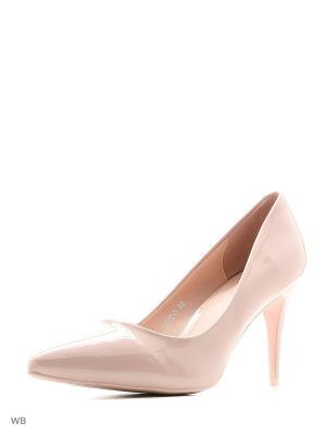 Туфли ADMLIS. Цвет: розовый