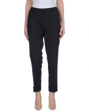 Повседневные брюки ARGONNE. Цвет: темно-коричневый