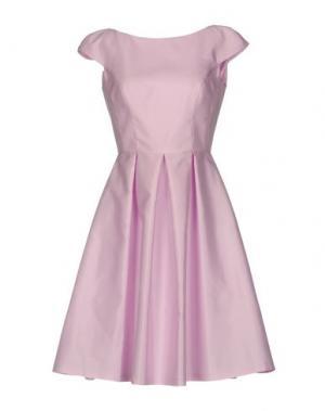 Короткое платье CAILAN'D. Цвет: светло-розовый