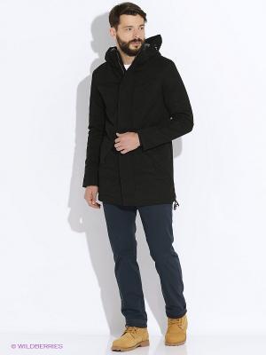 Куртка зимняя Camelot. Цвет: черный