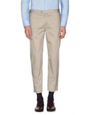 Повседневные брюки ALICE SAN DIEGO. Цвет: бежевый