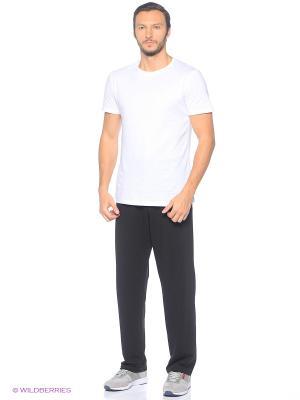 Мужские спортивные брюки A-sport. Цвет: синий