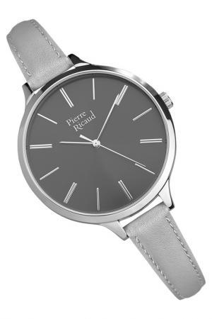 Наручные часы PIERRE RICAUD. Цвет: стальной, серый