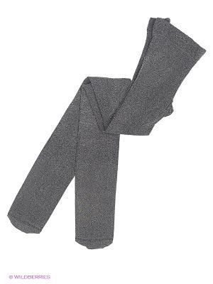 Колготки для девочки Knittex College. Цвет: серый, серебристый, бронзовый