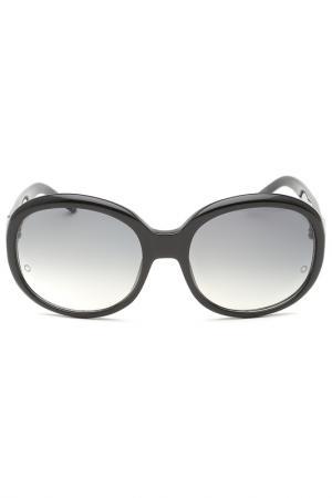 Очки солнцезащитные Montblanc. Цвет: 01b