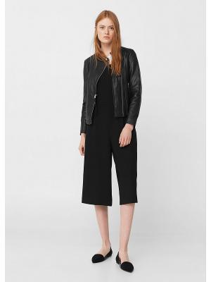 Куртка - NICO Mango. Цвет: черный