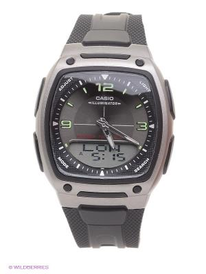 Часы Casio AW-81-1A1. Цвет: черный