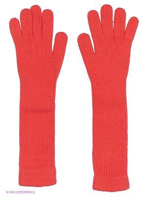 Перчатки Maxval. Цвет: оранжевый