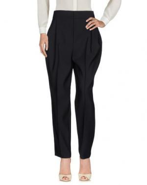 Повседневные брюки VIKA GAZINSKAYA. Цвет: черный