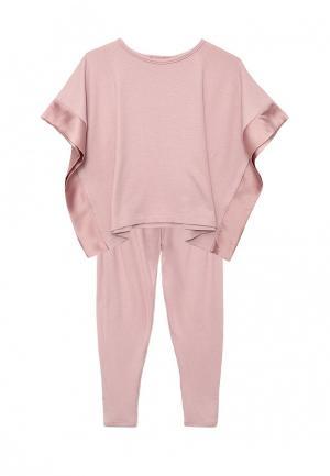 Комплект домашний Petit Pas. Цвет: розовый